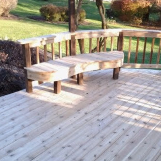 Patio, Decks & handi cap Ramps